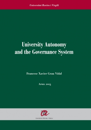 University Autonomy and the Governance System